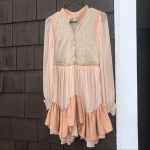 free people flowy boho dress